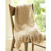 Baby Alpaca Throw: Camel $295