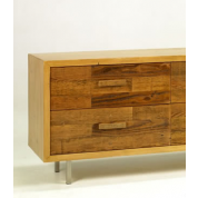 Joshua Reclaimed Wood Dresser: $1850