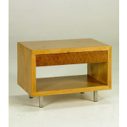 Joshua Reclaimed Wood Side Table: $580