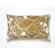 Trail Pillow Case: Cream + Gold  $23.70