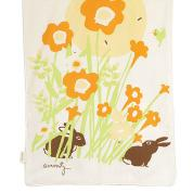 Meadow Organic Cotton Crib Duvet Cover: $127