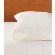 Shams: Cream Organic Cotton $40-$50 SALE
