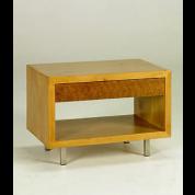 Joshua Reclaimed Wood Side Table: $580