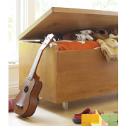 Muir Reclaimed Toy Box:  $577