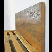 Joshua Reclaimed Platform Bed: $1600 - $2100